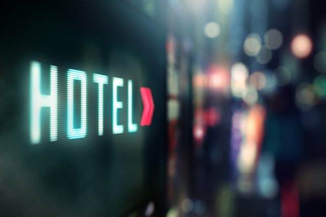 What does the hotel technology of the future have in store for us?